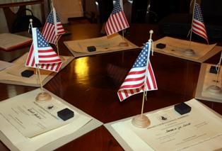 bandiere premio
